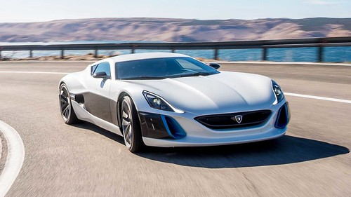 The Rimac Concept One